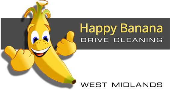 Happy Banana Drive Clean Logo