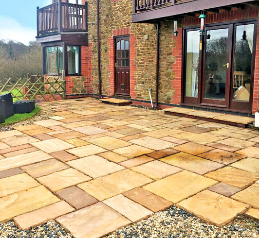 patio cleaning west midlands